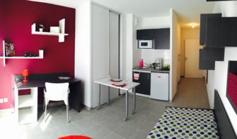 Logement tudiant aix en provence 13 r sidences for Appartement universitaire bordeaux