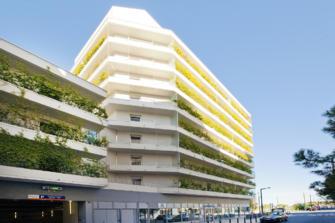 Les Estudines Port Marianne Logement étudiant Montpellier - Location appartement montpellier port marianne