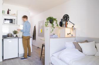 kley caen logement tudiant caen dom tude. Black Bedroom Furniture Sets. Home Design Ideas