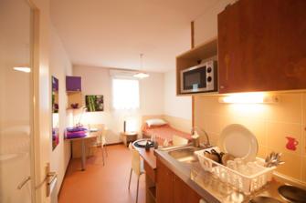 les estudines r sidence george sand logement tudiant clermont ferrand r sidences services. Black Bedroom Furniture Sets. Home Design Ideas