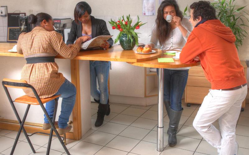 Salle petits déjeuners 2