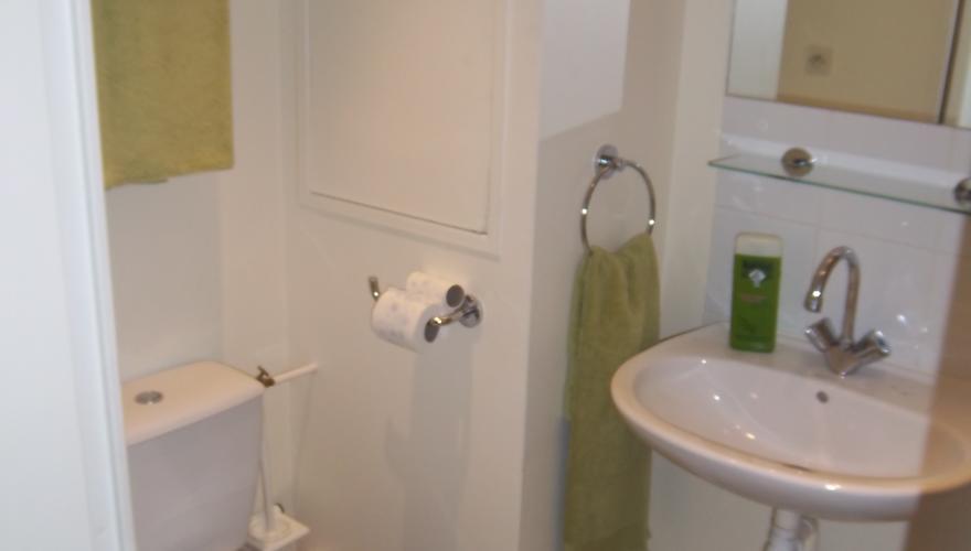 Salle de douche/Toilettes
