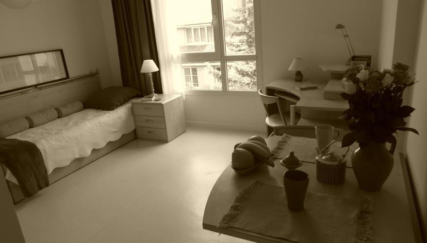 Studio noir et blanc
