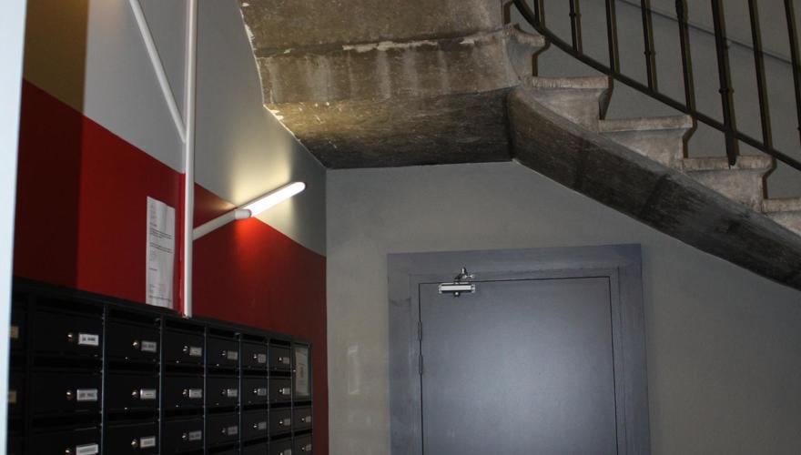 Partie commune - Escalier