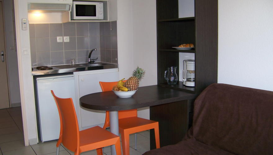 Appartement T2 - Coin cuisine