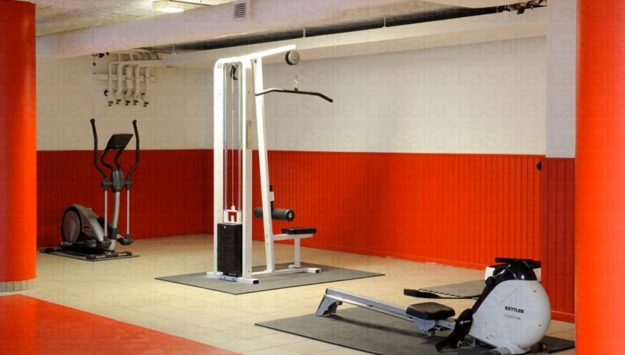 Salle de Fitness (2/2)