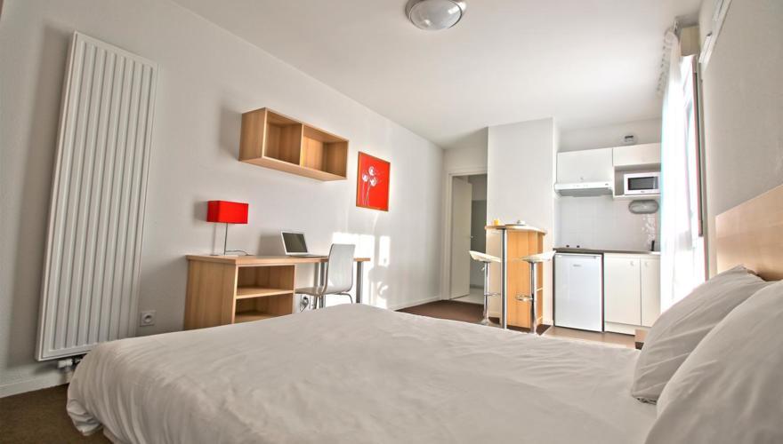 studio 26 m²