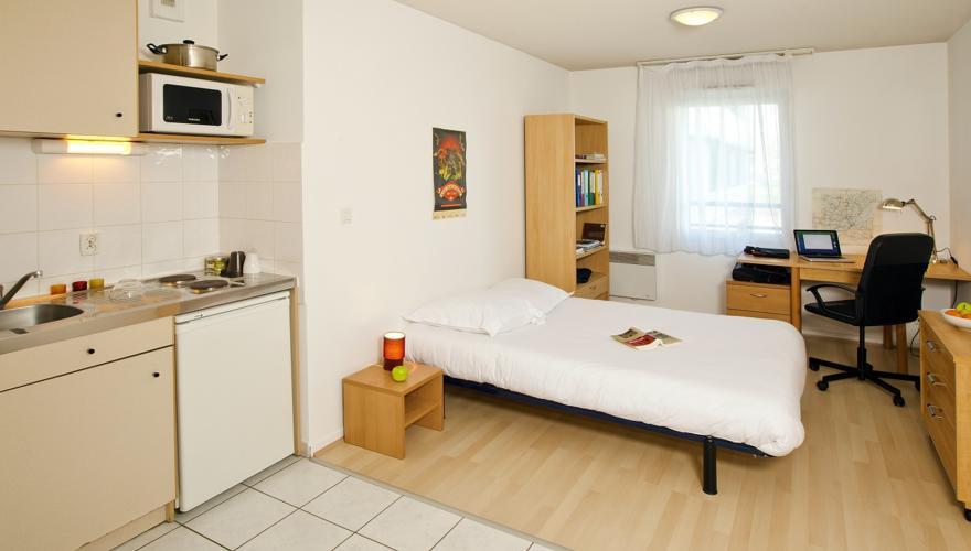 Appartement équipé et meublé