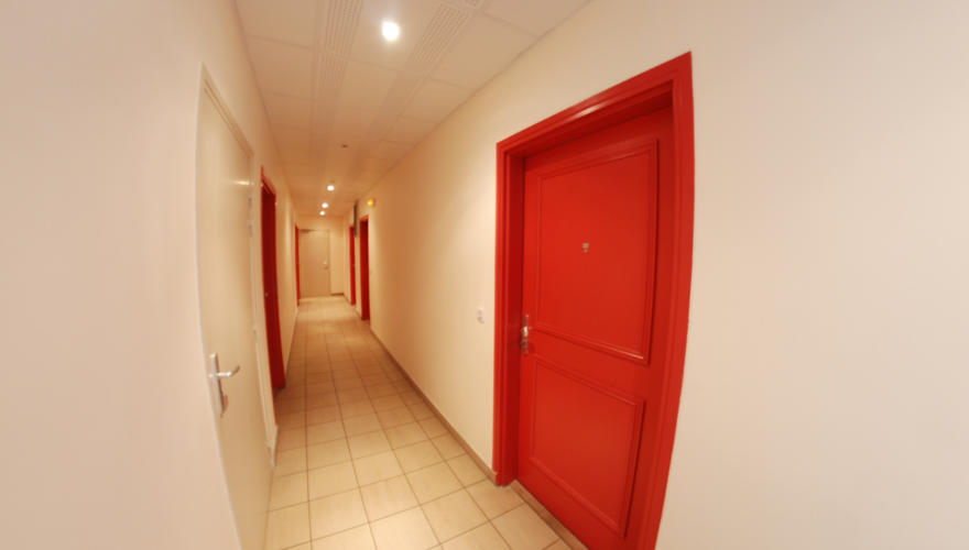 Couloir Studio 7