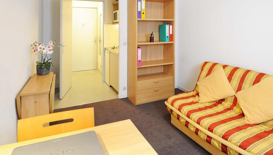Appartement - Pièce principale