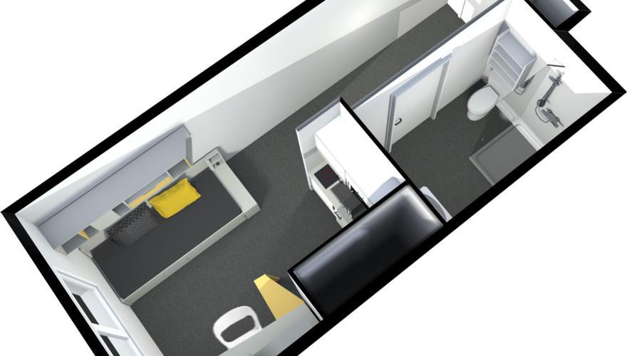 Vue d'ensemble logement