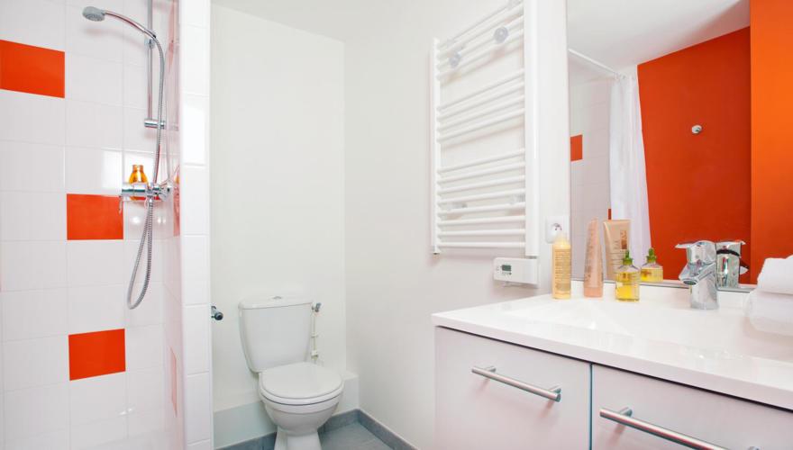 Salle de bains (photo non contractuelle)
