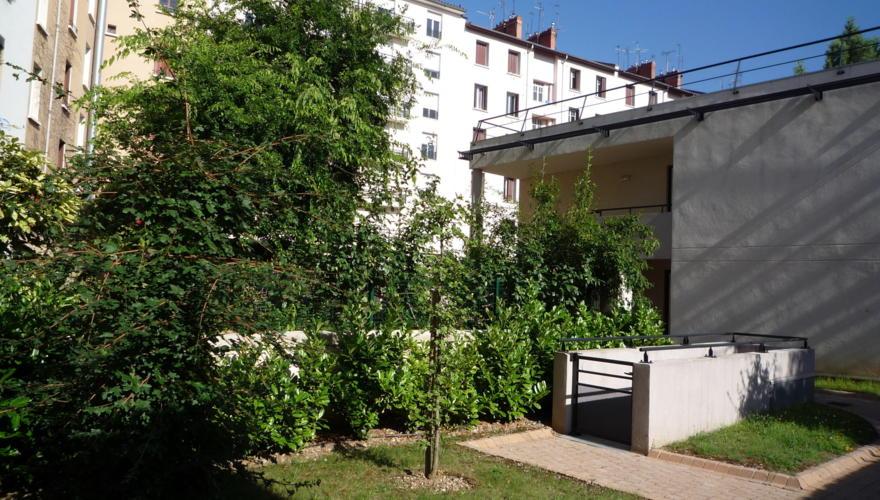 La résidence - Jardin 1