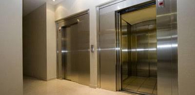 La résidence - Ascenseur