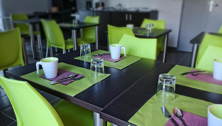 Salle Petis déjeuners