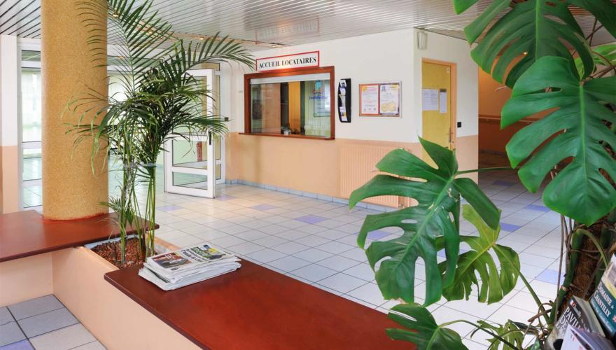 La résidence - Hall