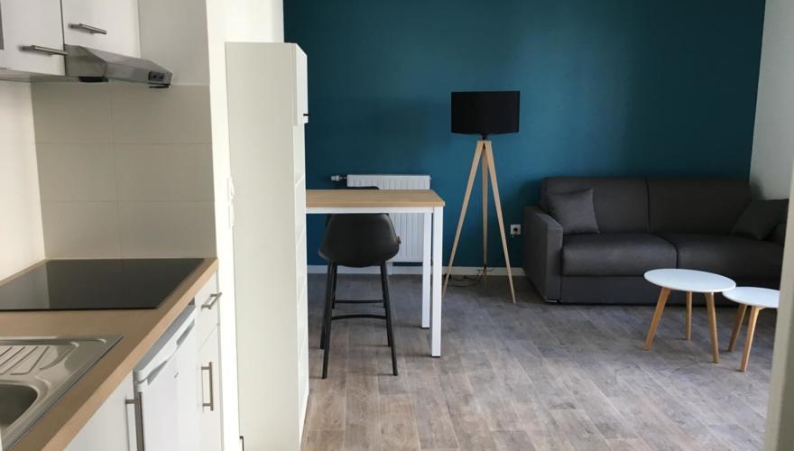 Studio (photo non contractuelle)