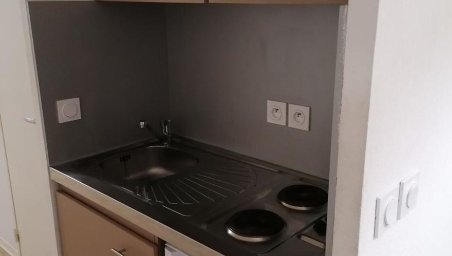 Kitchenette studio
