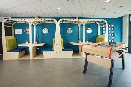 Salle de coworking / Espace de travail