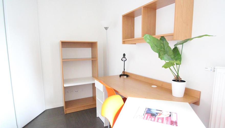 Studio - Espace de vie (photo non contractuelle)