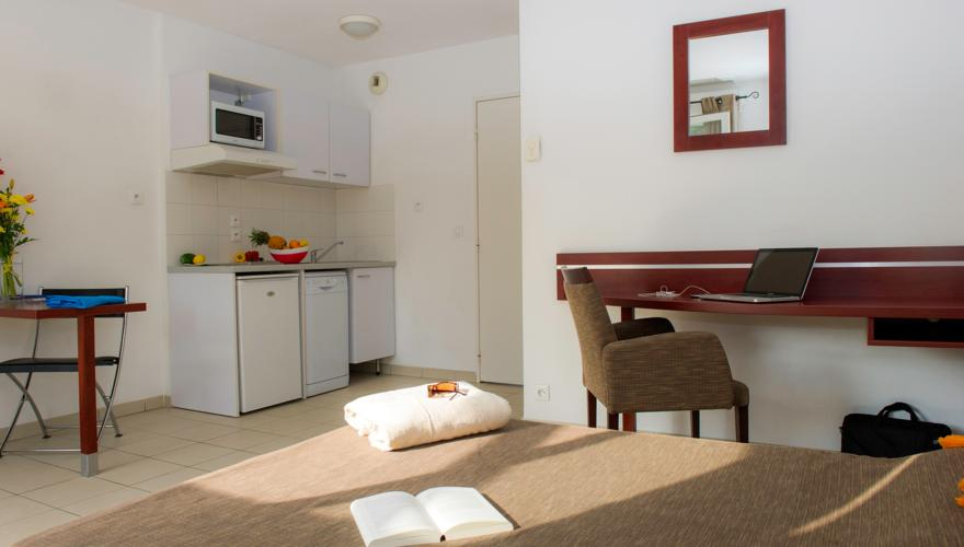 logement meublé Appartéa
