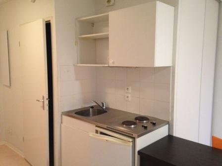 Appartement T1 kitchenette