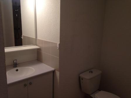 Appartement T1 salle de bain