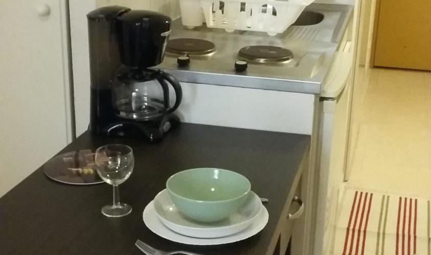 kitchenette Appartement STUDIO