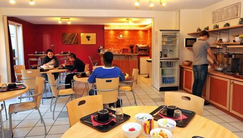 Salle petits dejeuners