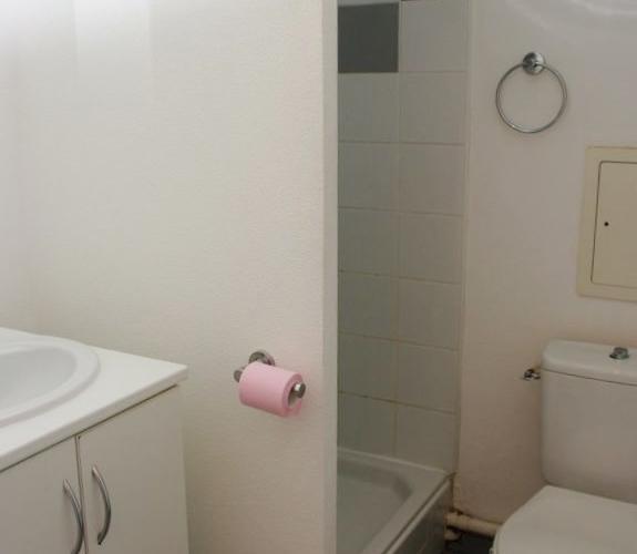 salle d'eau : wc