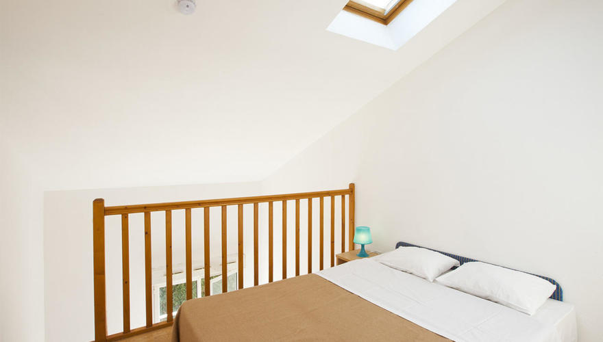 Appartement T1 Bis - Chambre