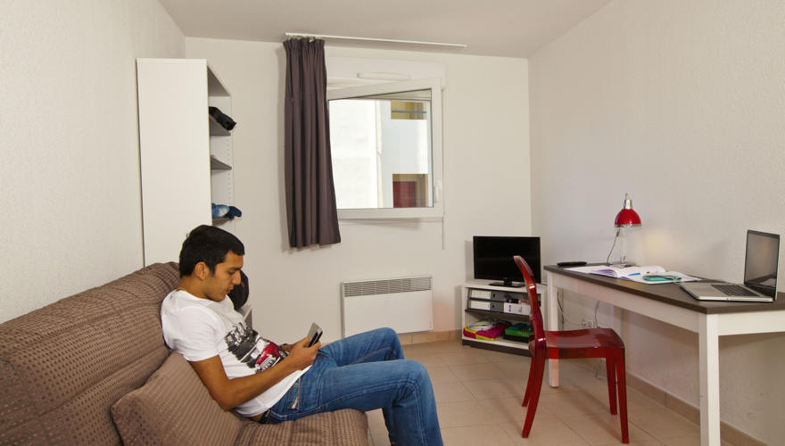 Appartement - studio