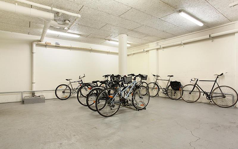 La résidence - Local vélo