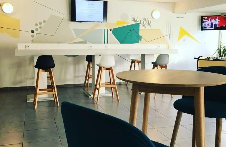 Espace co-living / co-working