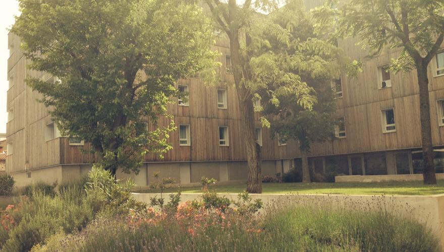 Facade Jardin