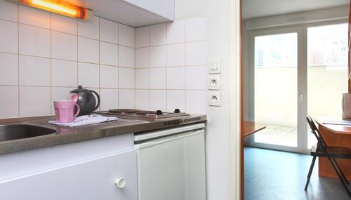 Appartement - Kitchenette