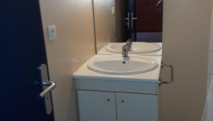 Salle de bain et WC privatif
