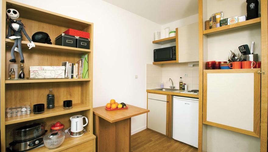Appartement -cuisine