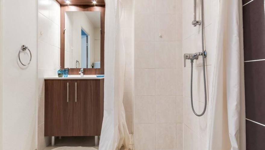 coin salle de bain