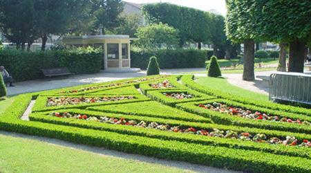 Jardins Mairie d'Ivry