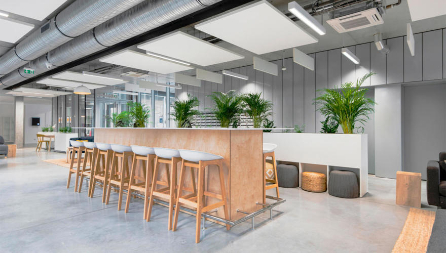 Coworking - Lille Euratechnologies