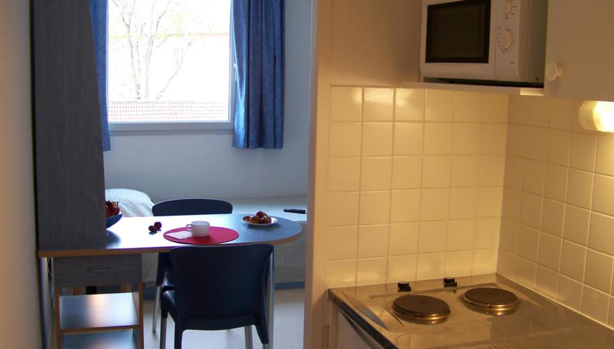 Appartement - Coin cuisine équipé