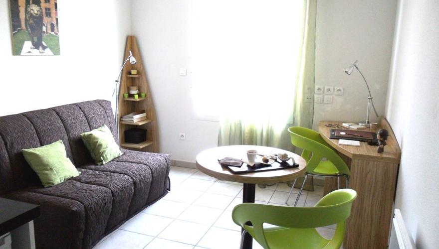 Appartement - Pièce à vivre 4