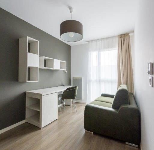 Appartement T2 - Salon
