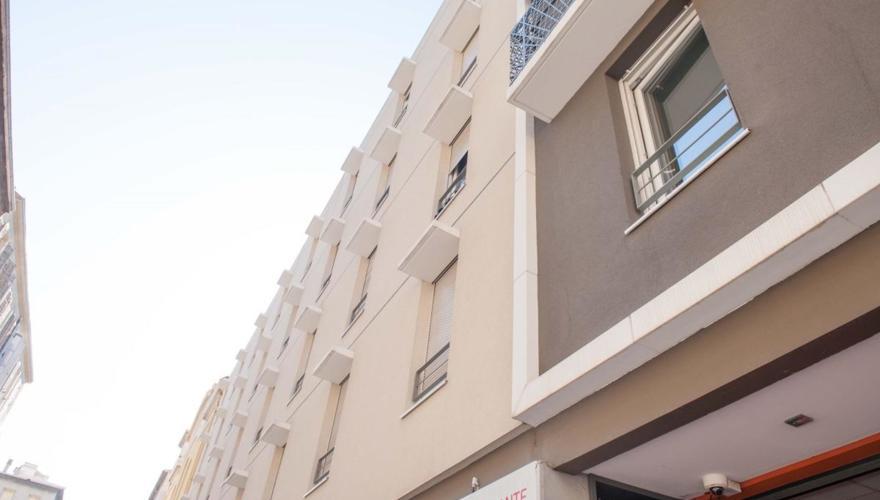 façade résidence
