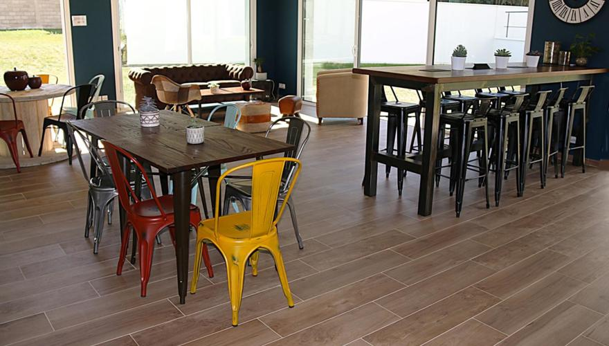 Résidence Cap'Etudes Besançon - espace co-working - salon détente