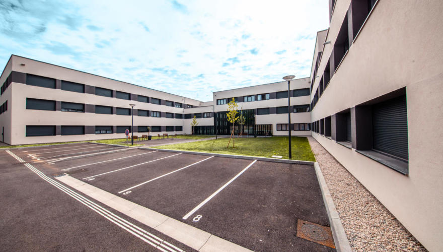 Résidence Cap'Etudes Besançon