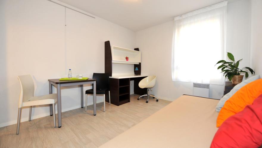 Appartement pièce à vivre
