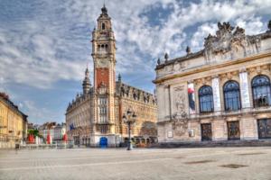 Logements étudiants à Lille
