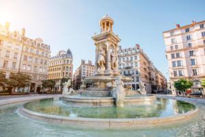 Logements étudiants à Lyon